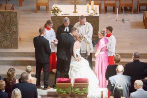 Trauung in der kath. Kirche Harsum